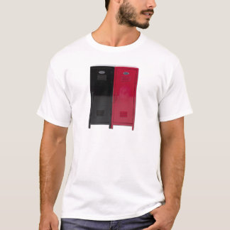 BlackRedLockers090411 T-Shirt