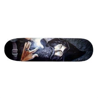 BlackRobeWizard, Wizard of Tricks Skateboard Deck