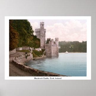 Blackrock Castle, Cork, Ireland Poster