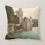 Blackrock Castle Cork Ireland Throw Pillows