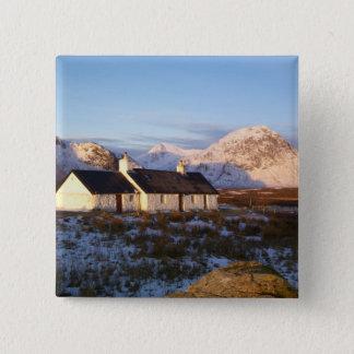 Blackrock Cottage, Glencoe, Highlands, Scotland Button