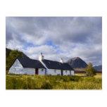 Blackrock Cottage, Glencoe Postcard