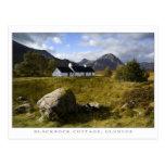 Blackrock Cottage, Scotland Postcard
