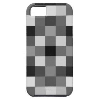 Blacks, Whites, and Shades of Greys iPhone 5 Case