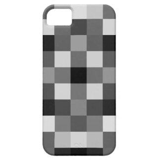 Blacks, Whites, and Shades of Greys iPhone SE/5/5s Case