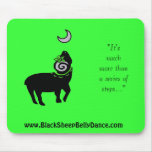BlackSheep BellyDance Mousepad! Mouse Pad