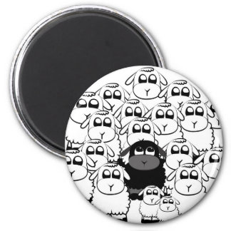 blacksheep magnet
