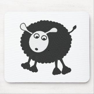 Blacksheep Mouse Pad