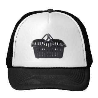 BlackShoppingBasket110511 Trucker Hat