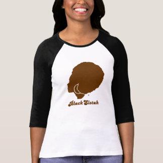 BlackSistah Raglan Shirt (Tan)