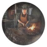 Blacksmith - Blacksmiths like it hot Plates