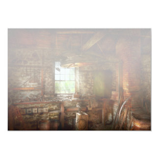 Blacksmith - Breathing life into metal Card