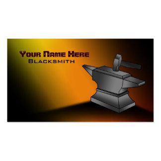 Blacksmith Business Cards