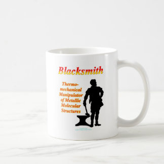 Blacksmith Coffee Mug