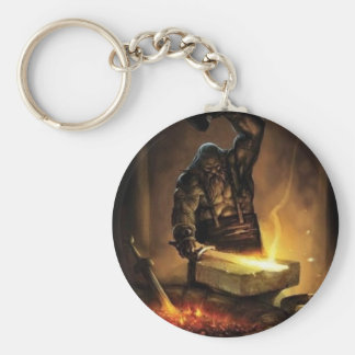 Blacksmith Keychain