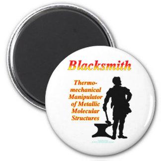 Blacksmith Magnet