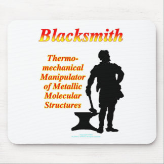 Blacksmith Mouse Pad