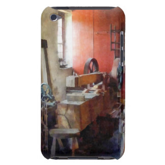 Blacksmith Shop Near Window Barely There iPod Case