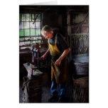 Blacksmith - Starting with a bang Card
