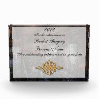 Blacksmith - That's a lot of Hoopla Acrylic Award