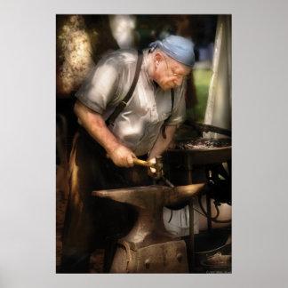 Blacksmith - The Blacksmith Poster