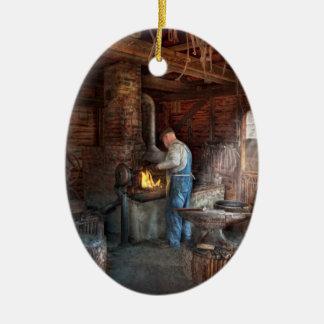 Blacksmith - The importance of the Blacksmith Ceramic Ornament