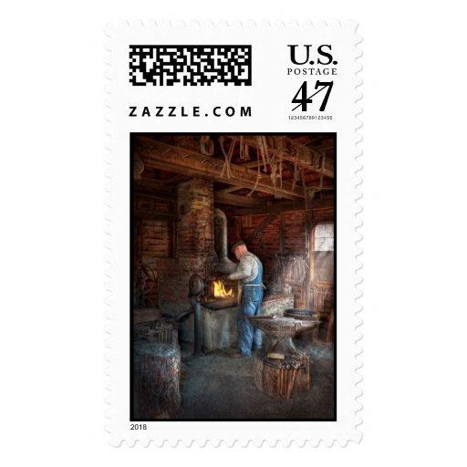 Blacksmith - The importance of the Blacksmith Postage