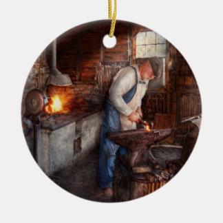 Blacksmith - The Smith Christmas Tree Ornaments