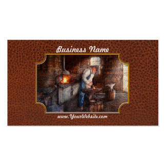 Blacksmith - The Smith Double-Sided Standard Business Cards (Pack Of 100)
