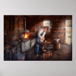 Blacksmith - The Smith Print