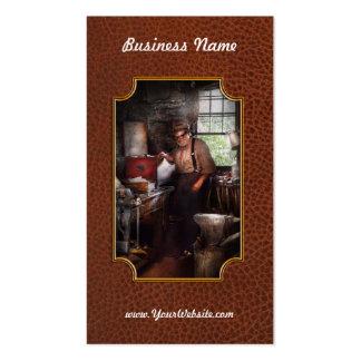 Blacksmith - The Smithy Business Cards