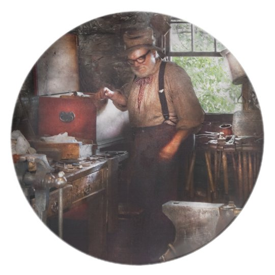 Blacksmith - The Smithy Dinner Plate