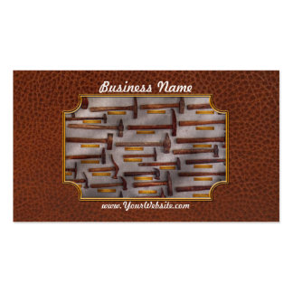 Blacksmith - Tools - Pounding headache Double-Sided Standard Business Cards (Pack Of 100)