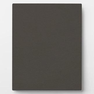 BlackSolidPaper BLACK SOLID COLOR BACKGROUND WALLP Plaque