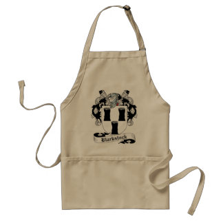 Blackstock Family Crest Adult Apron