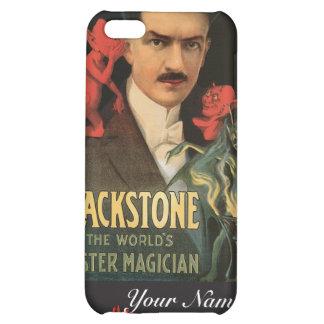 Blackstone ~ Master Magician Vintage Magic Act iPhone 5C Covers