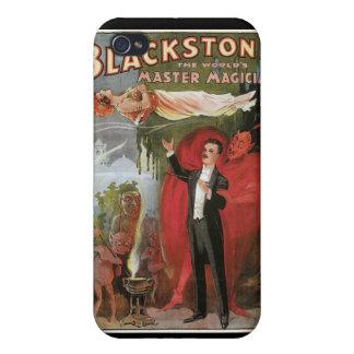 Blackstone, The World's Master Magician, 1934 iPhone 4 Case