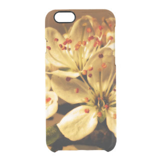 Blackthorn Blossom Clear iPhone 6/6S Case