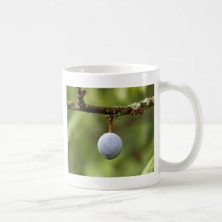 Blackthorn Fruit Classic White Coffee Mug