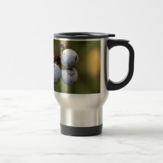 Blackthorn Fruits Travel Mug