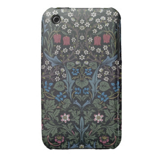 'Blackthorn' wallpaper design, 1892 iPhone 3 Cover