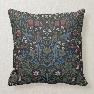 'Blackthorn' wallpaper design, 1892 Pillows