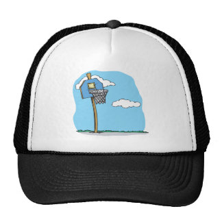 Blacktop Trucker Hat