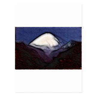 Blacktop Mountain Postcard