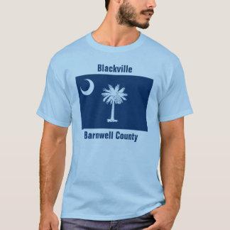 Blackville el condado de Barnwell Playera