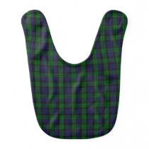 Blackwatch Tartan Bib