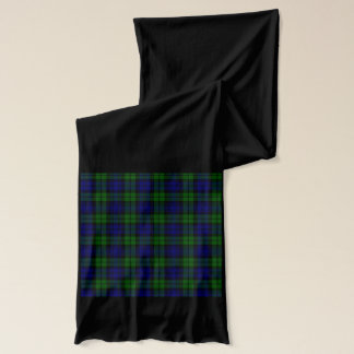 Blackwatch tartan Campbell clan Scarf