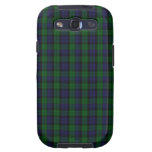 Blackwatch Tartan Galaxy S3 Cases