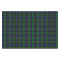 Blackwatch Tartan Tissue Paper
