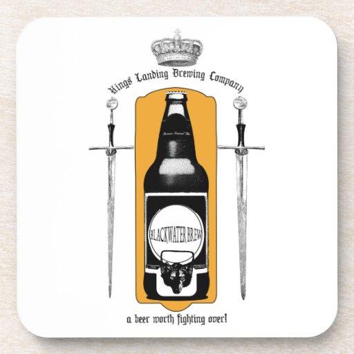 Blackwater Brew Beverage Coaster